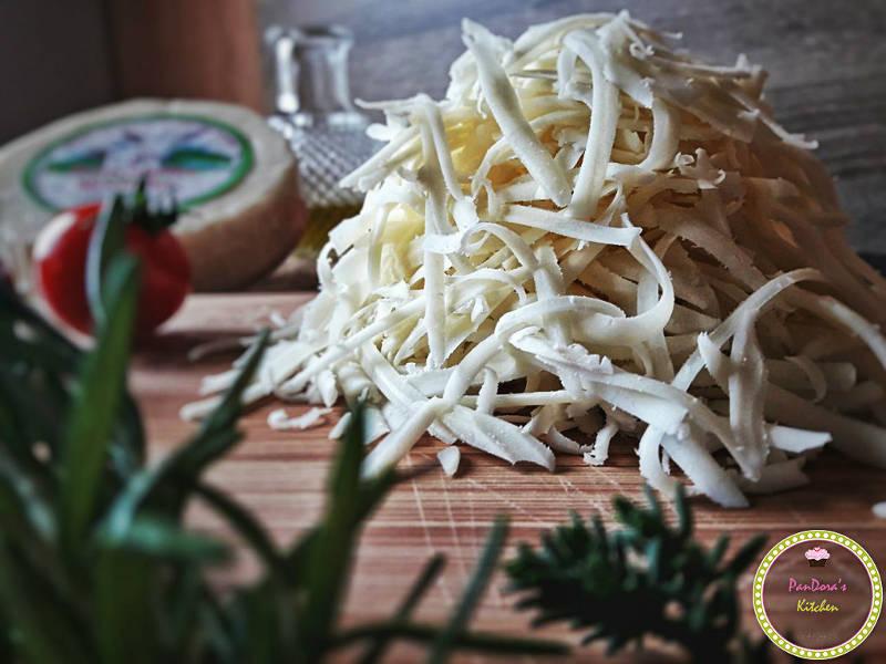 Pandora's Kitchen | Μεσογειακό τυρόψωμο 3