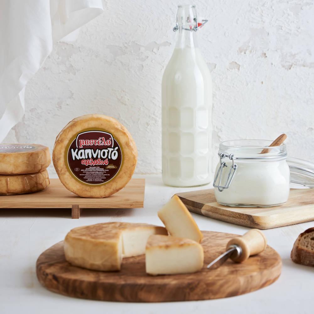 Μαλακό Τυρί Μαστέλο® Καπνιστό Αγελαδινό