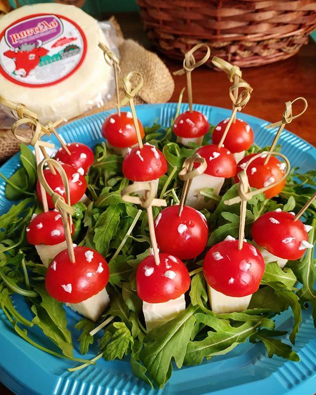 Στρουμφόσπιτα με Αγελαδινό Μαστέλο®