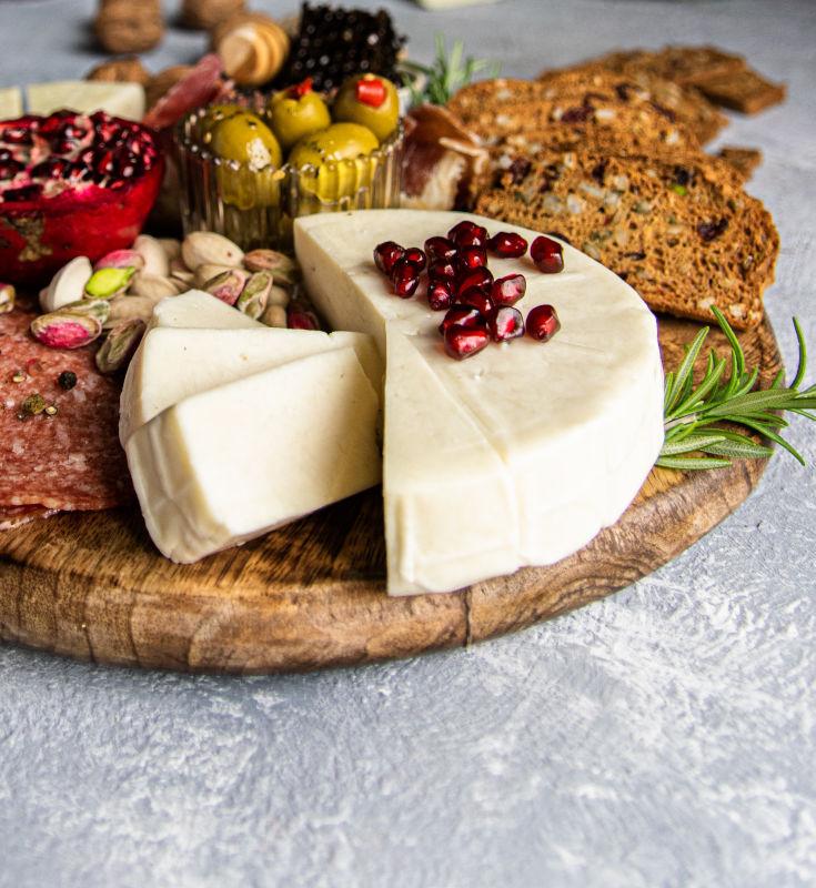 Πιατέλα τυριών & συνταγή για Crackers 6