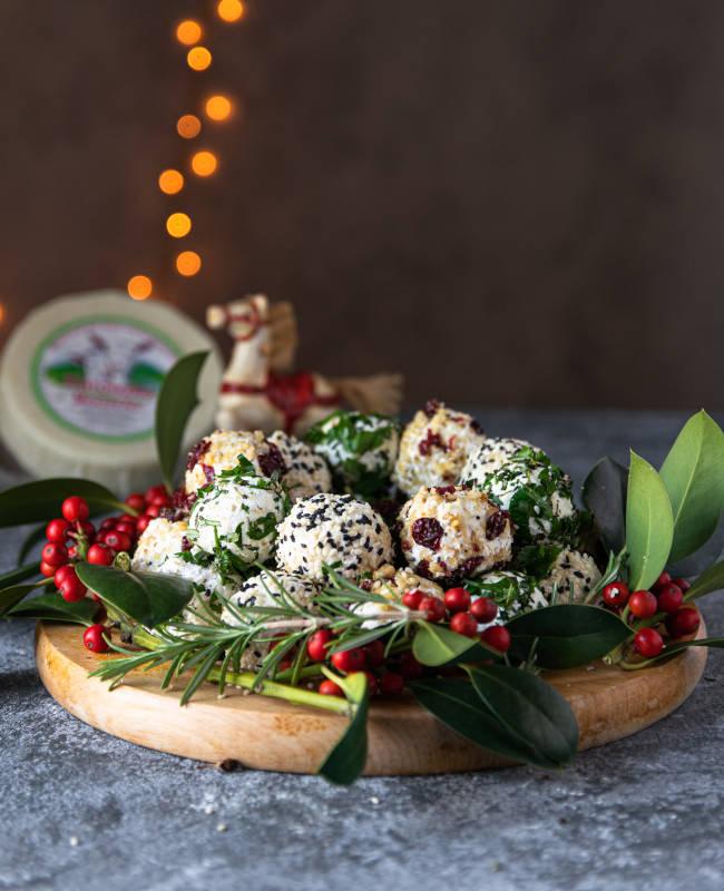 Γιορτινές μπαλίτσες τυριού με κατσικάκι Μαστέλο® 5